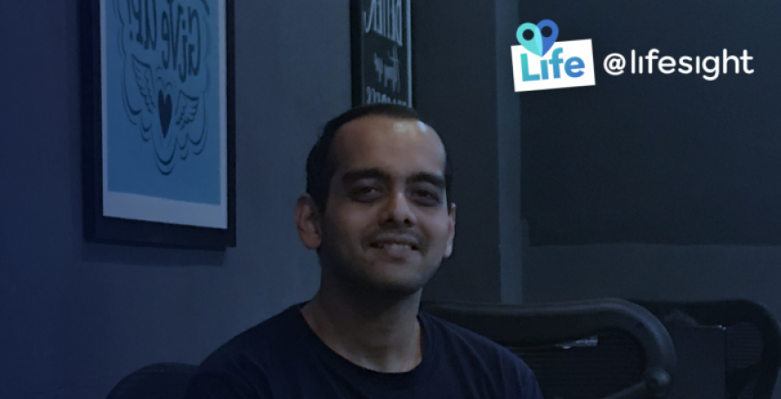 In conversation with our senior data scientist - Russi Chatterjee