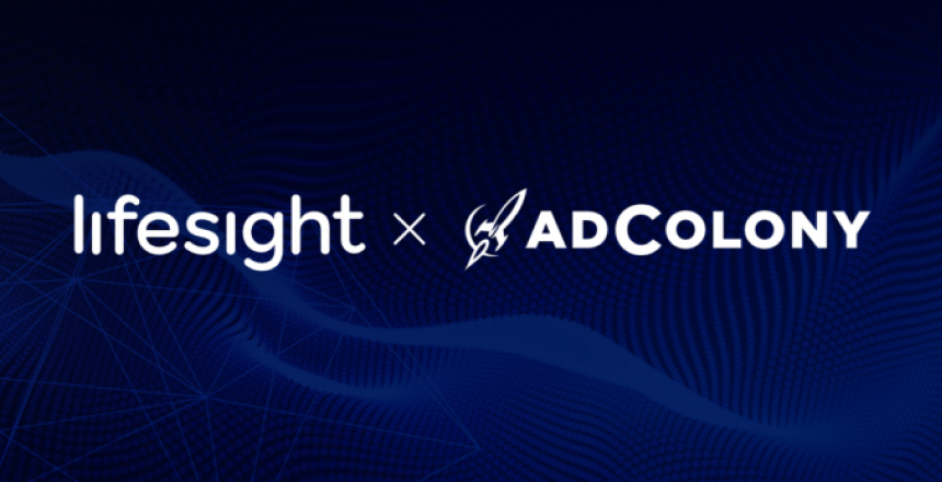 AdColony Partners with Lifesight