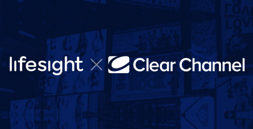 Clear Channel Singapore partners with Lifesight