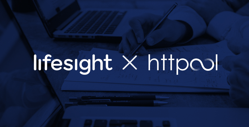 Lifesight Partners With Httpool