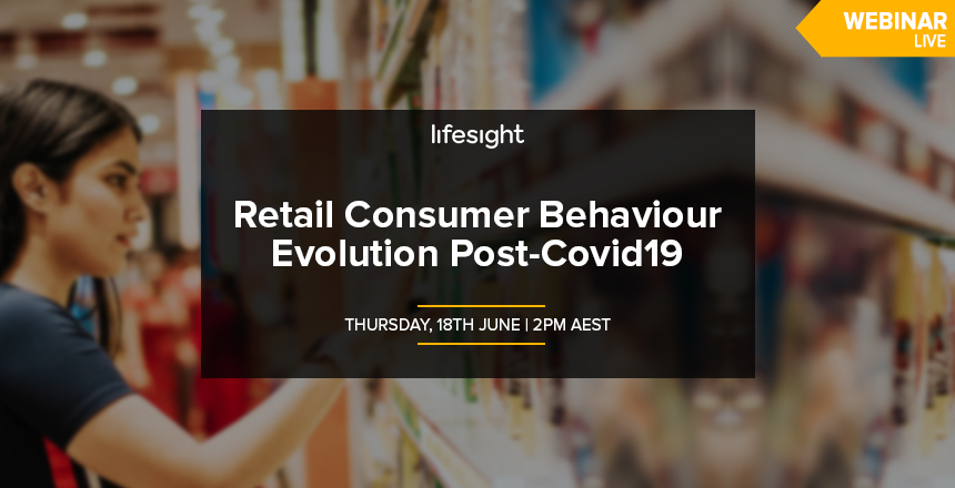 Webinar On The Changes In Retail Consumer Behaviour