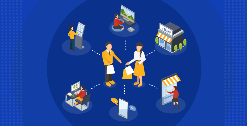 Data enrichment in omnichannel age